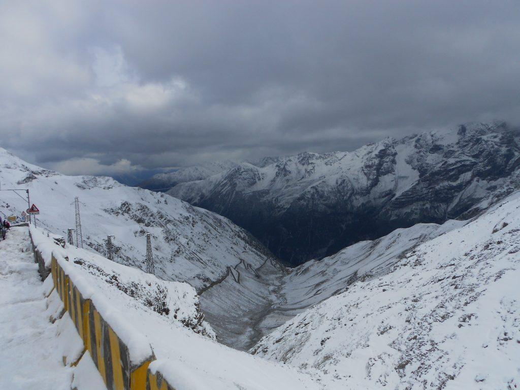 Le long de l'Arc Alpin - Partie 2: Le Stelvio et l'arrivée dans le Tyrol