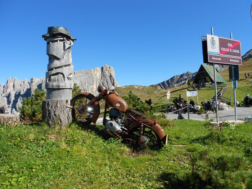 Le long de l'Arc Alpin - Partie 3: Les Dolomites