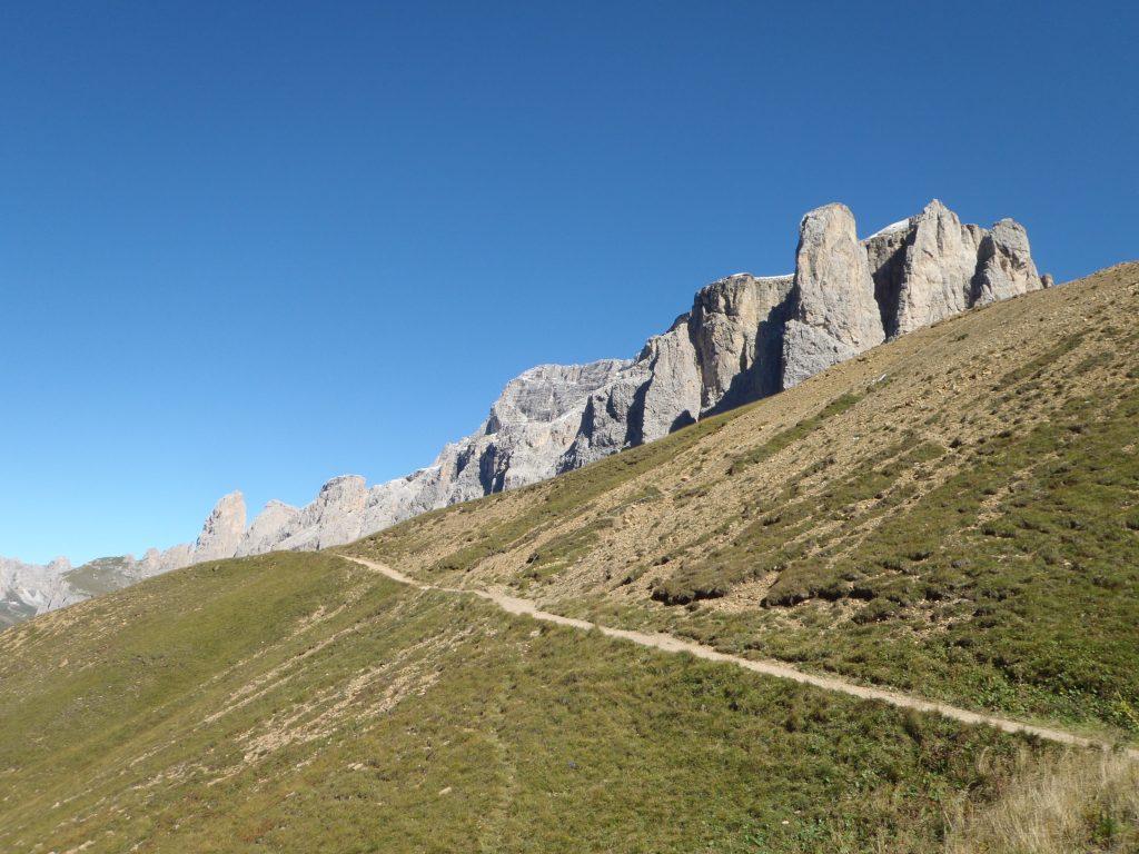 Passo Sella 2244m