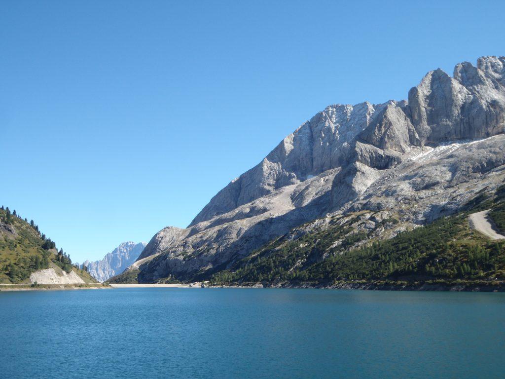 Le Lac de Fedaia