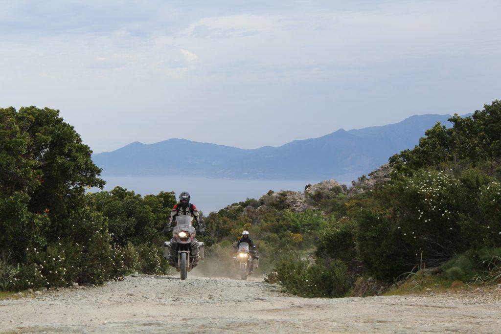 Une tranche de Corse... Sauce Trail ! Episode 1