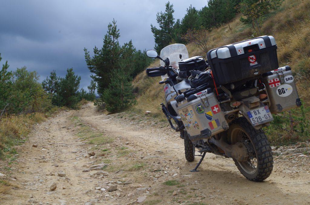 Michelin Anakee Wild - Test Longue Distance - Wild Balkans Tour 7