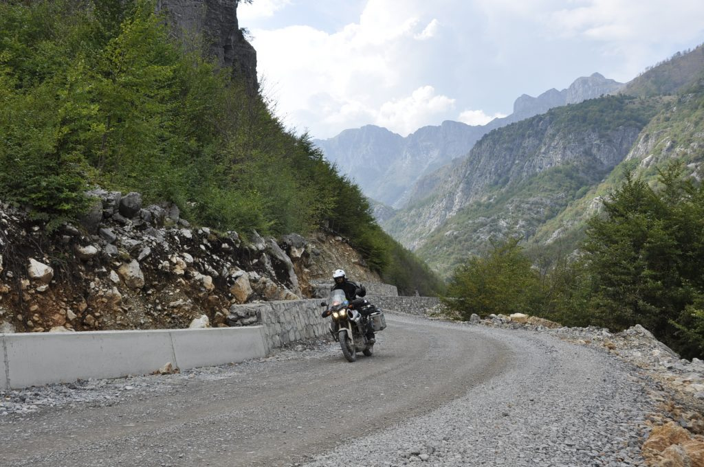 Michelin Anakee Wild - Test Longue Distance - Wild Balkans Tour 5