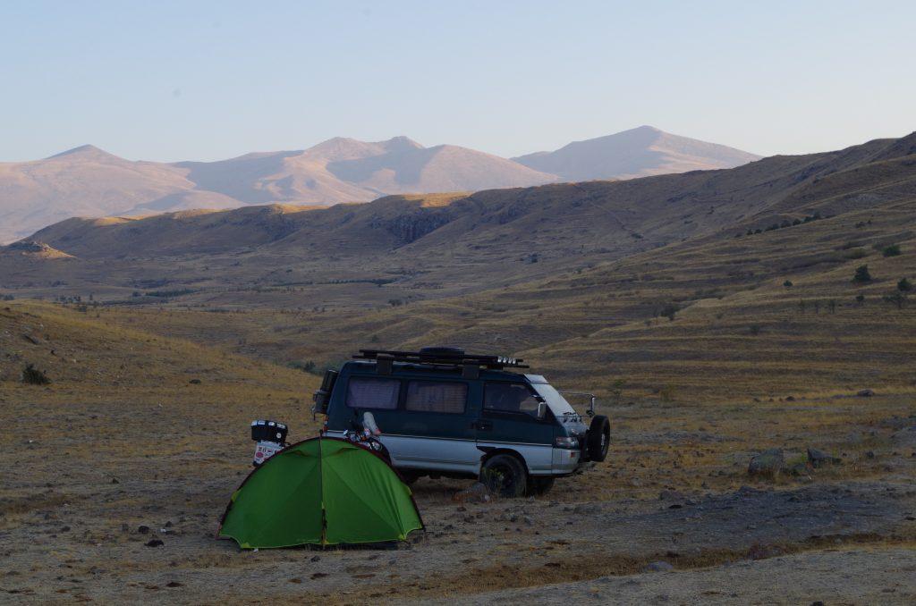 A la découverte du Caucase - 3 - Cap vers le sud