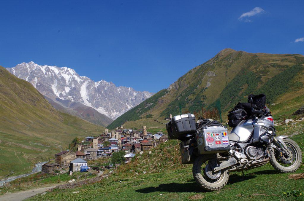 A la découverte du Caucase - 7 - Au sommet de la Svanétie